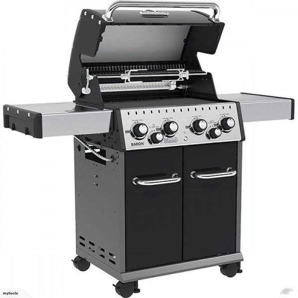 BARBECUE A GAS MADE IN USA