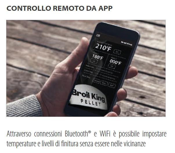 CONTROLLO REMOTO PER SMARTPHONE