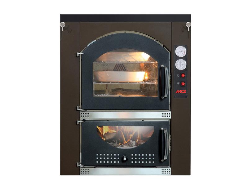 Forno a legna sunday arcos comfort air 100 fuoco naturale - Forno a legna interno ...