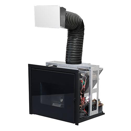 VIVO 80 PELLET COMFORT AIR BASIC 10.5 KW