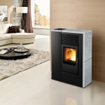 STUFA A PELLET MCZ Flair - COMFORT AIR 8KW