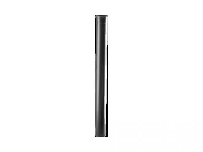Tubo lineare L.1900 mm APROS CANNA FUMARIA LINEA PELLET