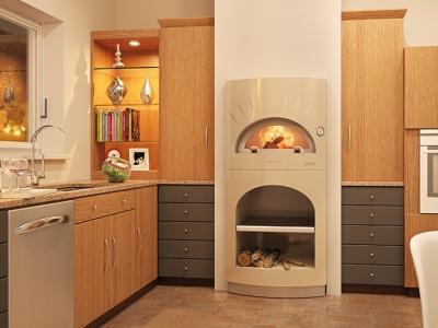 Forno a legna alfa refrattari gusto fuoco naturale - Forno a legna interno ...