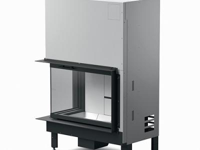 TERMCOCAMINO PLASMA 95 WOOD DX/SX 14.8 KW