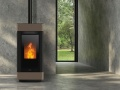STUFA A PELLET KLOVER TWIN AIR E MULTIAIR 7.8 KW